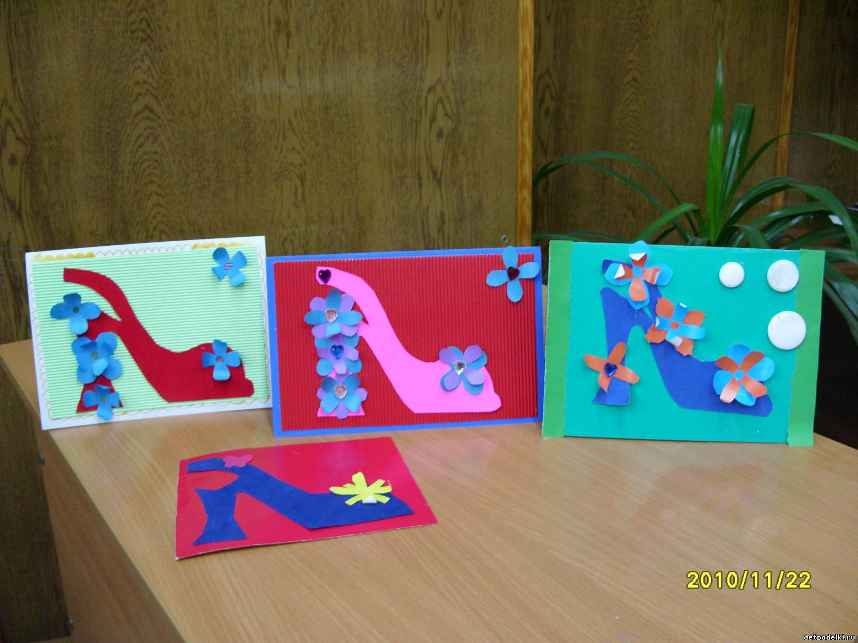 Подарок для мама своими руками в детском саду