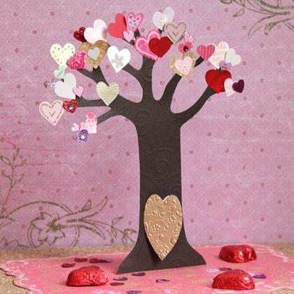 Деревья своими руками маме